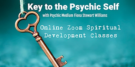 Key to the Psychic Self Online Zoom Development Classes tickets