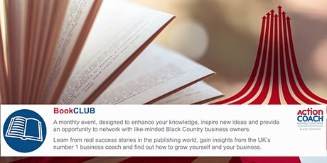 ActionCOACH Black Country BookCLUB - April  2021 tickets