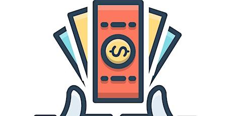 Pagos y transferencias con tarjetas y aplicaciones boletos