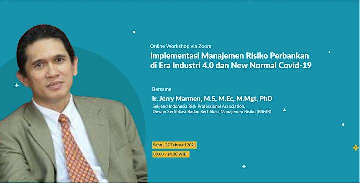 Implementasi Manajemen Risiko Perbankan di Era Industri 4.0 dan New Normal image