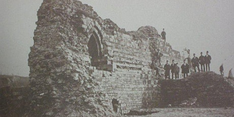 Northampton Castle - Beginnings of  Medieval Magnificence:  Ruth Thomas biglietti