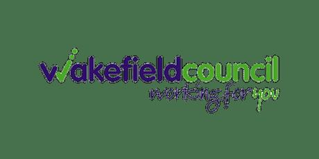 Wakefield College site 26/02/2021 tickets