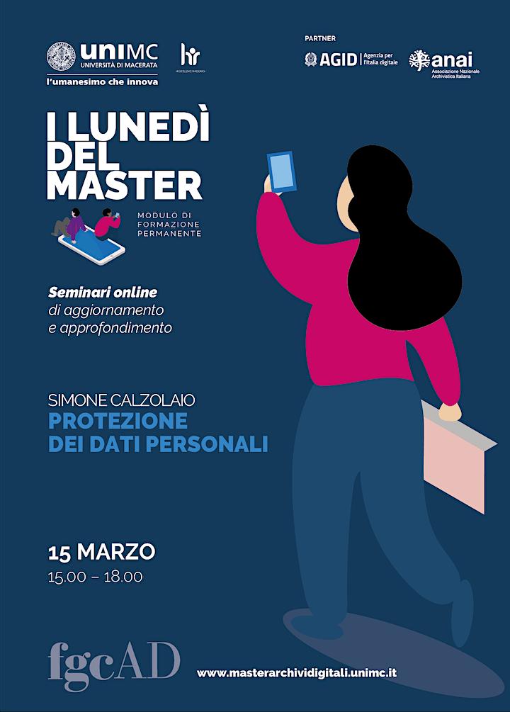 """Immagine """"PROTEZIONE DEI DATI PERSONALI"""" – Simone Calzolaio"""