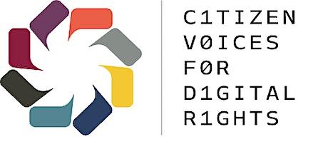 Citizen Voices - Baas over eigen data #hoedan?! tickets