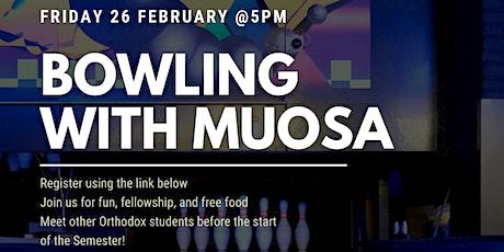Strike Bowling Friday 26th February 5PM tickets