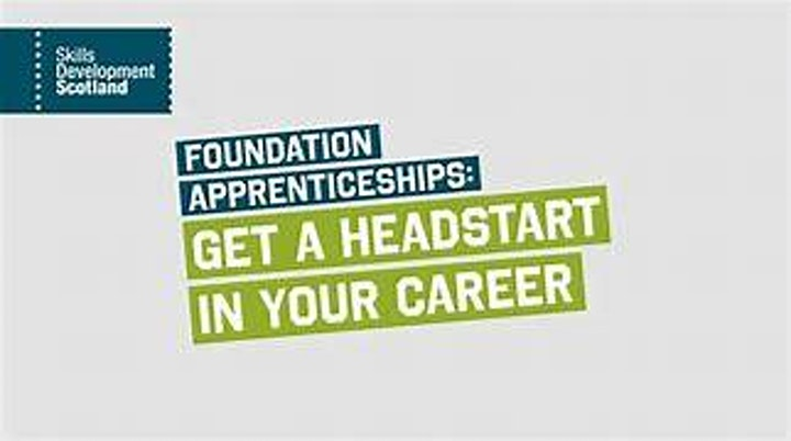 The Glasgow Colleges Foundation Apprenticeships Information Evening image