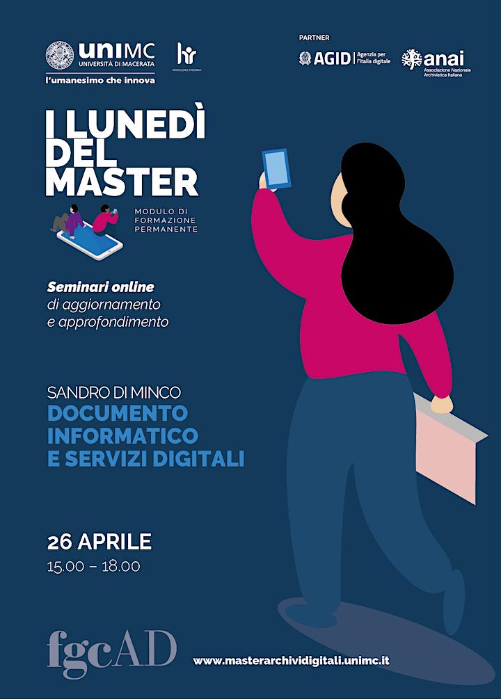 """Immagine """"DOCUMENTO INFORMATICO E SERVIZI DIGITALI"""" – Sandro di Minco"""