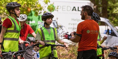 PEDALL Inclusive Cycling Introduction Sessions Spring/Summer 2021 tickets