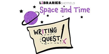 Writing Quest for Kids - Space and Time tickets