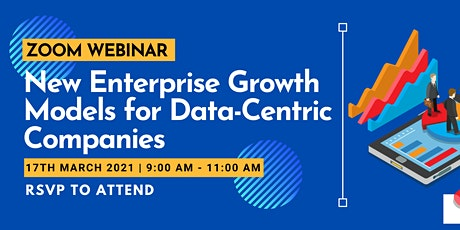 New Enterprise Growth Models for Data-Centric Companies tickets