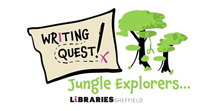 Writing Quest for Kids - Jungle Explorers tickets