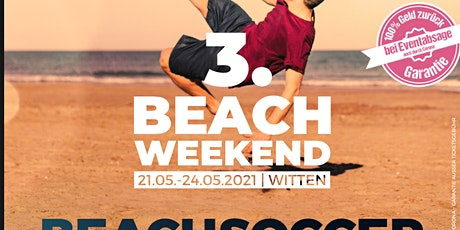 Beachweekend 2021 Tickets