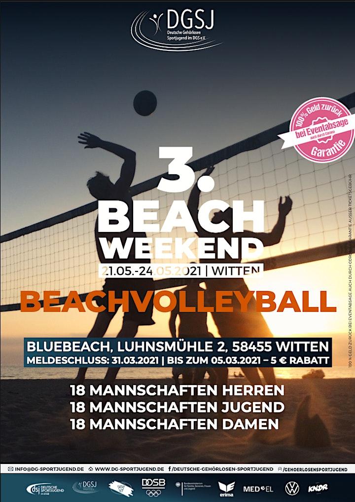 Beachweekend 2021: Bild