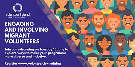 Engaging and involving migrants in your volunteer programme tickets