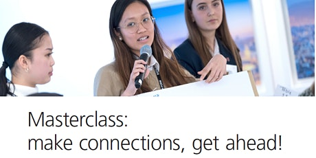 CMS Masterclass: make connections, get ahead! tickets