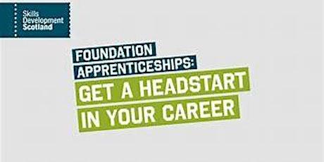 The Glasgow Colleges Foundation Apprenticeships Information Evening tickets