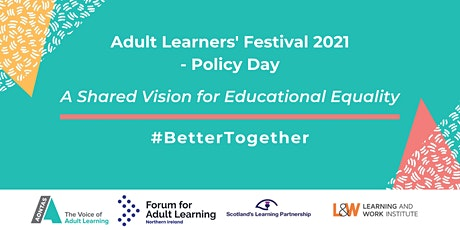 Network for Adult Learning Across Borders - Policy Day Event tickets