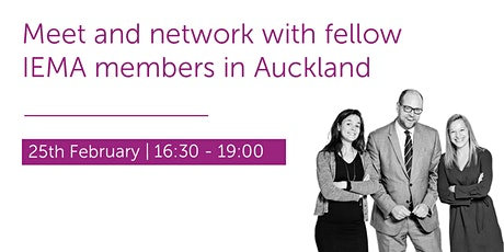 NZ250221 New Zealand: Auckland Networking Event tickets