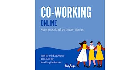 Online Coworking tickets