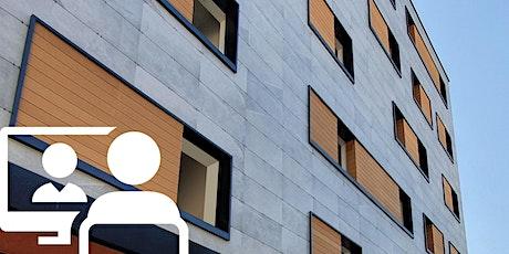 WEBINAR ARCHITETTI | Sistemi di isolamento per tetti e pareti ventilate biglietti