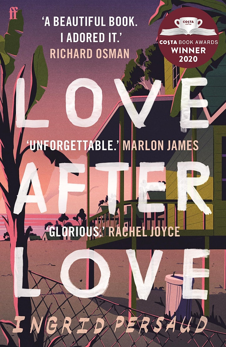 Love After Love and Ingrid Persaud Online Event image