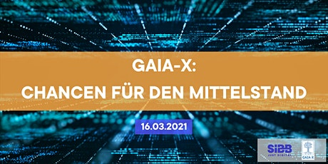 GAIA-X: Chancen für den Mittelstand Tickets