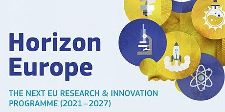How to be winning in the new HORIZON EUROPE programme? tickets
