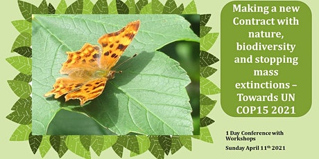 Biodiversity and mass extinctions: All you need to know-1 Day Conference tickets