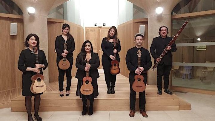 Imagen de El Cuatro Venezolano en la Música Antigua