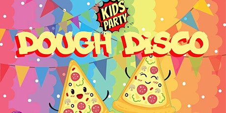 Kids Pizza Party - Dough Disco tickets