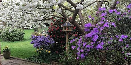 Squirrels Open Garden tickets