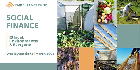 Social Finance: Ethical, Environmental & Everyone tickets