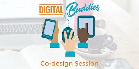 Wolverhampton Digital Buddies Co-design Session tickets