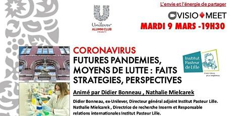 VISIO-MEET DU 9 MARS 2021 - 19H30 billets
