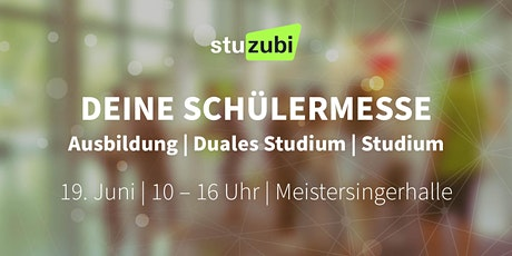 Stuzubi München - Karrieremesse zur Berufsorientierung billets