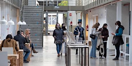 Jornada de portes obertes del Grau en Disseny de BAU - 20 de març entradas