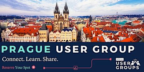 Prague Alteryx User Group 1Q tickets