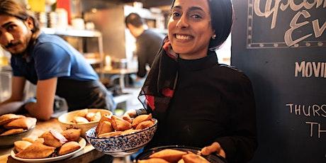 Yemeni Cookery Class with Fatma Al-Baiti tickets