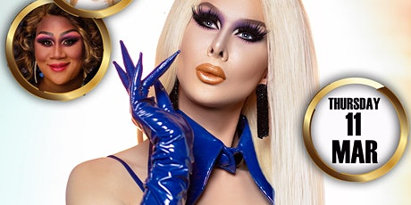 "Trinity ""the Tuck"" Taylor at  Hamburger Mary's Grand Rapids tickets"