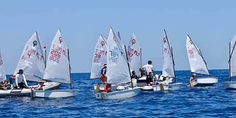 Easter Optimist Course 2021 Learn to Sail  Stage 2 / 3 week 2 tickets