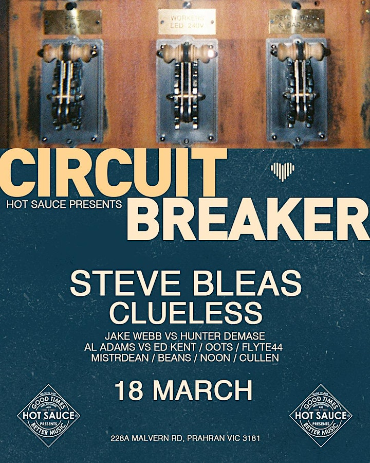 Circuit Breaker ft Steve Bleas & Clueless image
