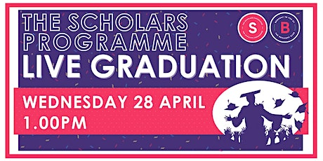 The Brilliant Club and Graduation, Wednesday 28th April, 1.00pm tickets