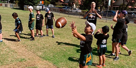 Junior Gridiron Skills Clinic | 8-11yo tickets
