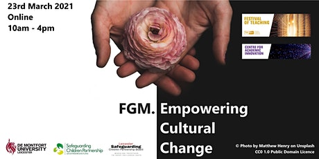 FGM: Empowering Cultural Change tickets