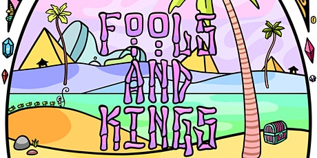 Fools and Kings Exhibition by AZZURRO tickets
