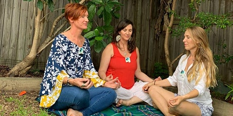 A Journey to the Third Eye - Women's Chakra Meditation Experience tickets