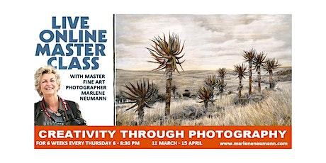 Creativity Through Photography with Marlene Neumann tickets