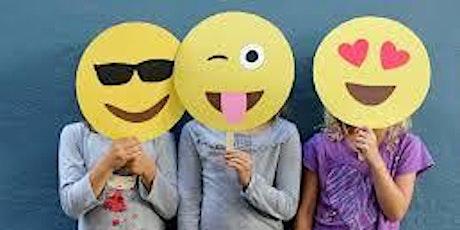 Emojis - Recomendado para edades de 4 a 8 años. entradas