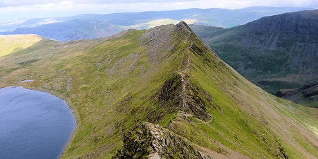 Helvellyn, Striding Edge, Lake District tickets