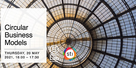 Circular Business Models - STI Thematic Event - EN tickets